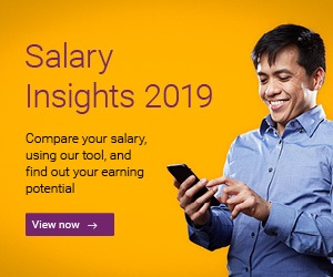 Salary Insights Tool