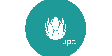 UPC Poland (Part of the Liberty Global Group) logo