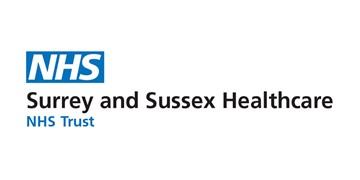 Surrey and Sussex Healthcare NHS Trust logo