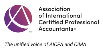 Association of International Certified Professional Accountants logo